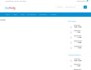 bigthela.com screenshot