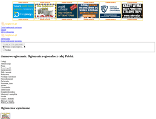 bigtown.pl screenshot