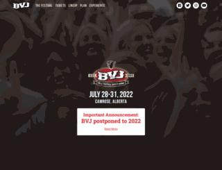 bigvalleyjamboree.com screenshot