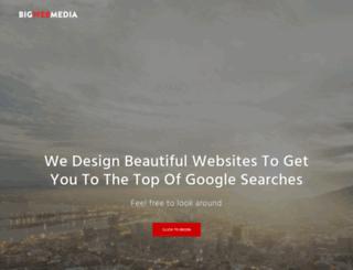 bigwebmedia.co.za screenshot