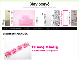 bigyibogyo.com screenshot