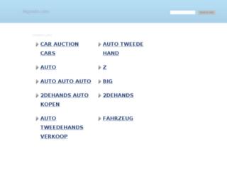 bigzauto.com screenshot