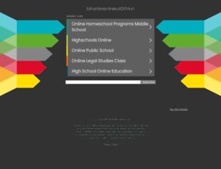 biharboardresult2014.in screenshot