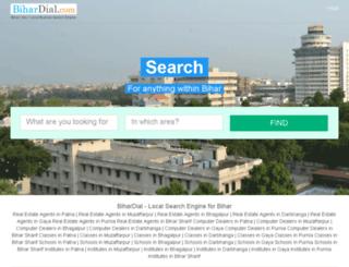 bihardial.com screenshot