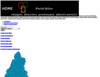 bihor.ro screenshot