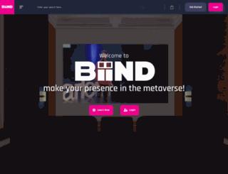 biind.com screenshot