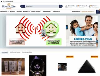 bijoux-zen-boutik.fr screenshot