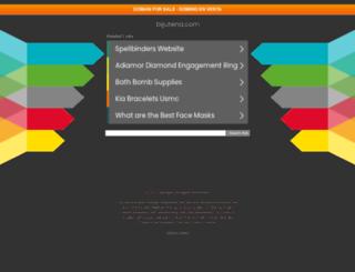 bijuteria.com screenshot