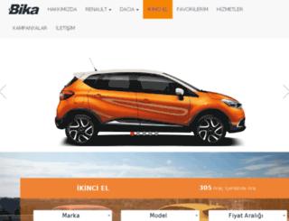 bika.com.tr screenshot