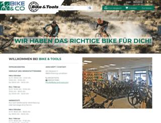 bike-and-tools.com screenshot