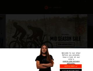bike-components.com screenshot