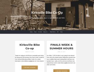 bike.truman.edu screenshot