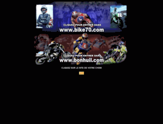 bike70.com screenshot