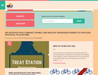 bikeanchorage.nationbuilder.com screenshot