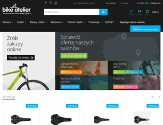 bikeatelier.pl screenshot