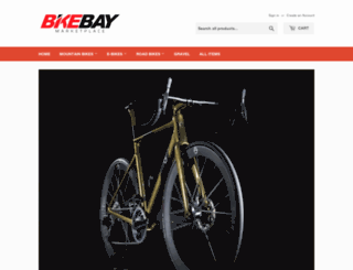bikebay.co.za screenshot