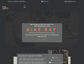 bikebay.com.au screenshot