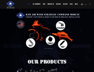 bikebuildersbible.com screenshot