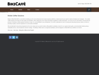 bikecaffe.com screenshot