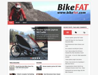 bikefat.com screenshot