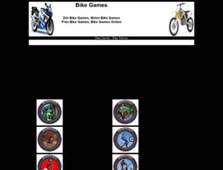 bikegames.org.uk screenshot