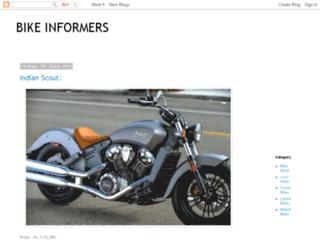 bikeinformers.com screenshot