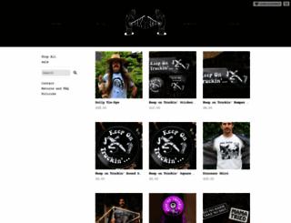 bikejerks.storenvy.com screenshot
