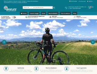 bikelife.it screenshot