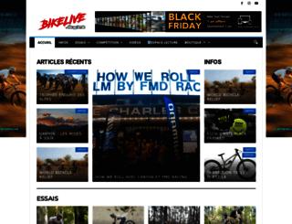 bikelive.com screenshot