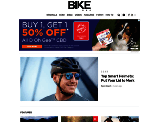 bikemag.com screenshot
