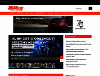 bikemag.hu screenshot