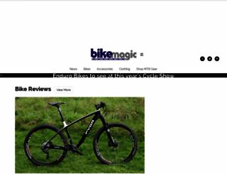 bikemagic.com screenshot