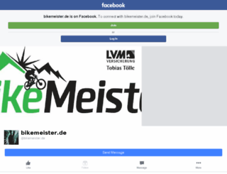 bikemeister.de screenshot