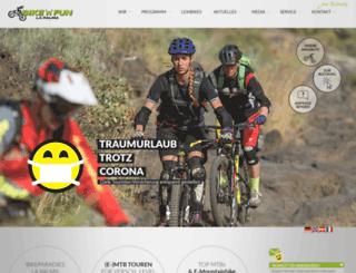 bikenfun.de screenshot