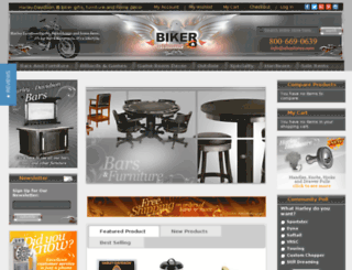 bikerathome.com screenshot
