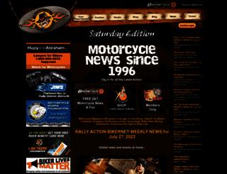 bikernet.com screenshot