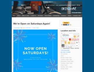 bikerowave.org screenshot
