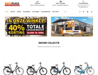 bikesplaza.nl screenshot