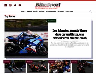 bikesportnews.com screenshot