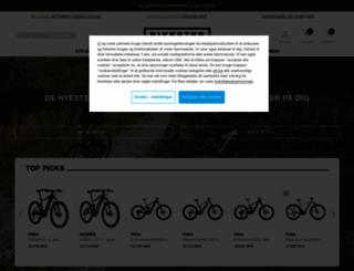 bikester.dk screenshot