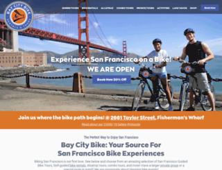 bikethebridge.com screenshot