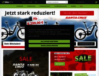 biketime.de screenshot