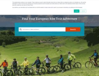 biketoursdirect.com screenshot
