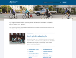 bikewisechallenge.co.nz screenshot