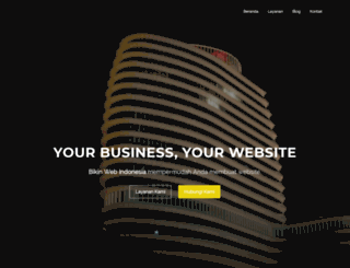 bikin.web.id screenshot
