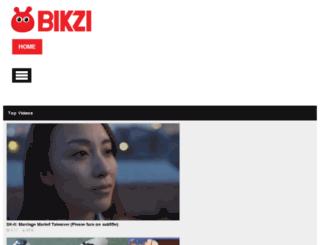 bikzi.com screenshot