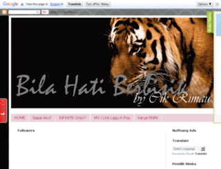 bilahatiberbisik89.blogspot.com screenshot