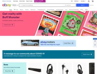 bilar-batar-fordon.ebay.se screenshot