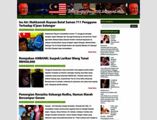 bilarentapbangkit.blogspot.com screenshot
