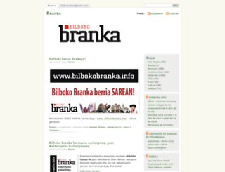 bilbobranka.wordpress.com screenshot